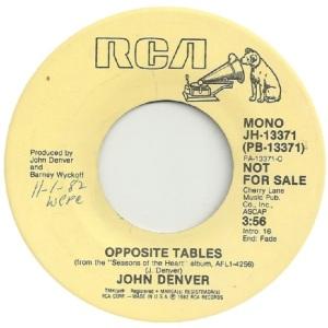 RCA 1982 11 - 13371 - DENVER JOHN DJ A