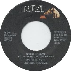 RCA 1984 02 13740 - DENVER JOHN - A