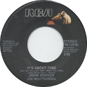 RCA 1984 02 13740 - DENVER JOHN - B