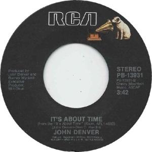 RCA 1984 10 13931 - DENVER JOHN - B