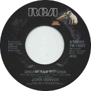 RCA 1985 11 14277 - DENVER JOHN - A