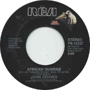 RCA 1985 11 14277 - DENVER JOHN - B
