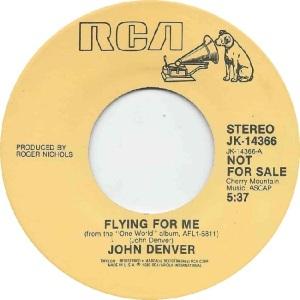 RCA 1986 01 14366 - DENVER JOHN - DJ A