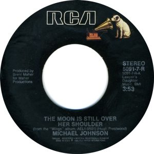RCA 5091 - JOHNSON MICHAEL A
