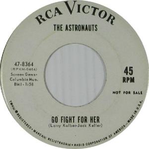 RCA 8364 - ASTRONAUTS - A