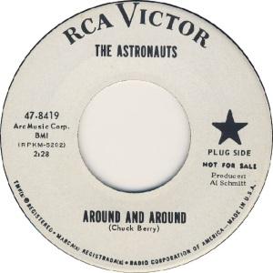 RCA 8419 - ASTRONAUTS - DJ A