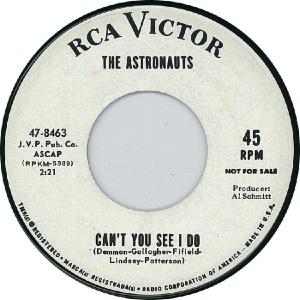 RCA 8463 - ASTRONAUTS - DJ B