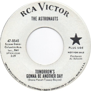 RCA 8545 - ASTRONAUTS - DJ A