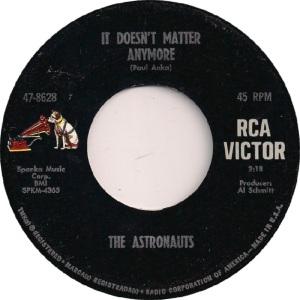 RCA 8628 - ASTRONAUTS - RA