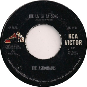 RCA 8628 - ASTRONAUTS - RB