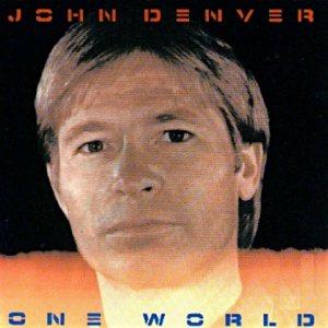 RCA - DENVER JOHN - ONE WORLD - 86 A