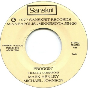 SANSKRIT 776 - JOHNSON MICHAEL 1977 B