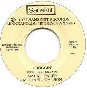 SANSKRIT 776 - JOHNSON MICHAEL 1977 B