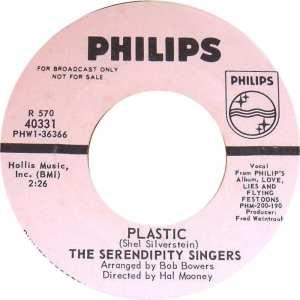 SERENDIPTY SINGERS - PHILLIPS 40331 SLV DJ A