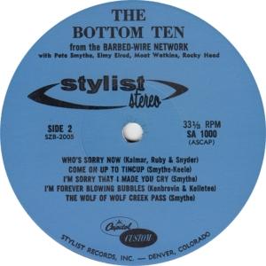 SMYTHE PETE - STYLIST 1000 - RB