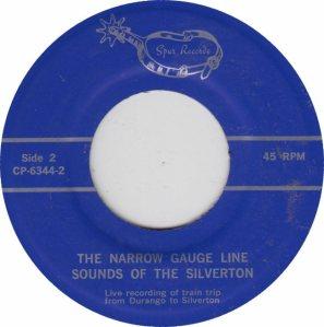 Spur 6343-4 - Becky Ann - Narrow Gauge R2