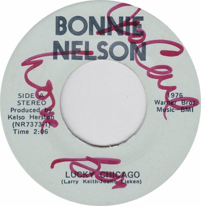 Bonnie Nelson - Wayward Wind