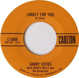 STITES GARRY - CARLTON CANDA 508 A