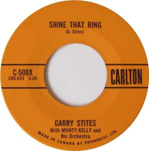 STITES GARRY - CARLTON CANDA 508 B