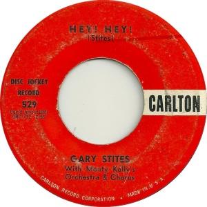 STITES GARY - CARLTON 529 RED B