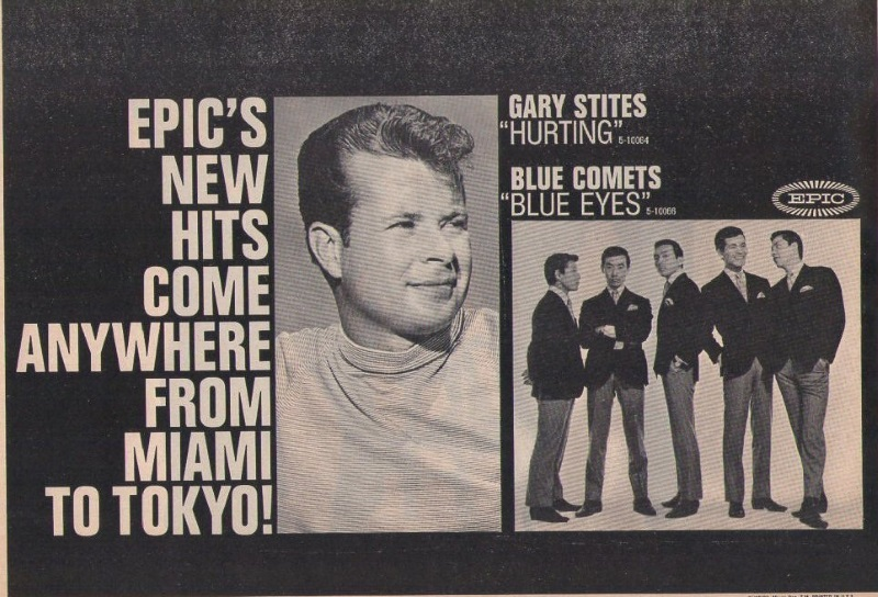 Stites, Gary & Comets - 09-66 - Hurting