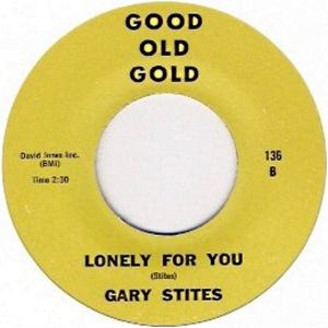 STITES GARY - GOOD OLD GOLD B