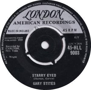 STITES GARY - LONDON 9003 UK - 59 A
