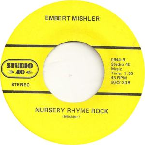 Studio 40 644 - Mishler, Embert - Nursery Rhyme Rock