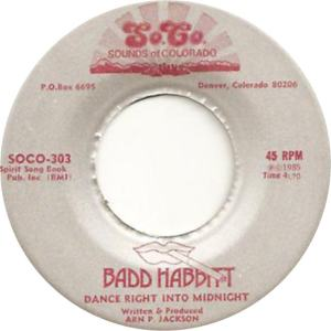 To Go 303 - Badd Habbitt - Dance Right to Midnight