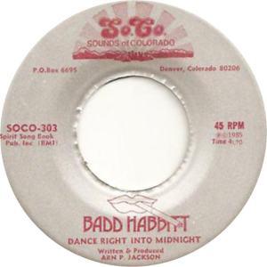 To Go 303 - Badd Habbitt - Dance Right to Midnight