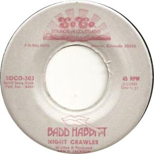 To Go 303 - Badd Habbitt - Night Crawler