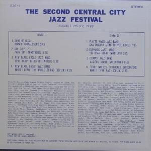 VARIOUS - DJC 1 - CENTRAL CITY JAZZ - RAA (4)A