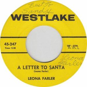 WESTLAKE 247 - FARLER LEIONA - A
