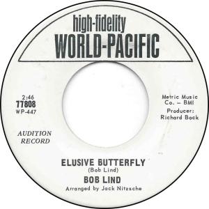 WORLD PACIFIC 77808 - LIND BOB DJ 65 A
