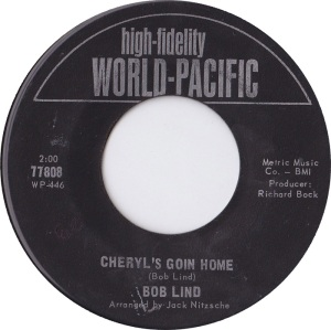 WORLD PACIFIC 77808 - LIND BOB V2 65 A