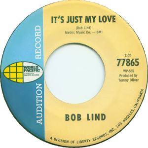 WORLD PACIFIC 77865 - LIND BOB DJ A