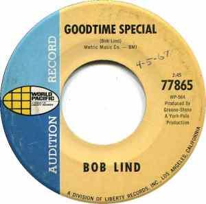WORLD PACIFIC 77865 - LIND BOB DJ B