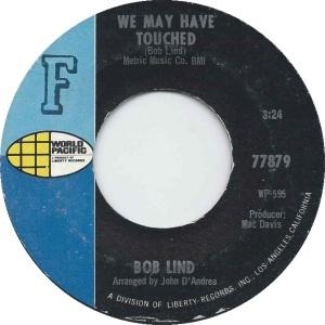 WORLD PACIFIC 77879 - LIND BOB B