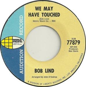 WORLD PACIFIC 77879 - LIND BOB DJ B