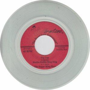 WORMTONE 705 - SUGAR KING - 1996 CLEAR