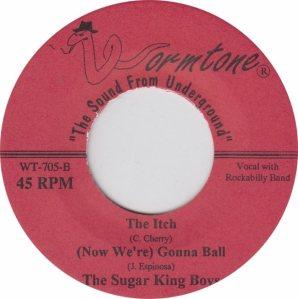 WORMTONE 705 - SUGAR KING - 1996 RB