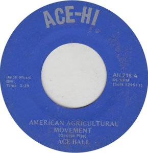 ACE BALL - ACE HI 218