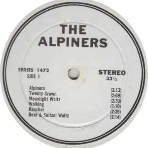 ALPINERS - ALP 1472 R
