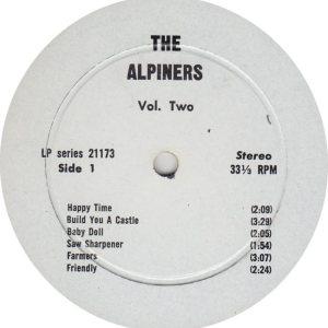 ALPINERS - AP 21173