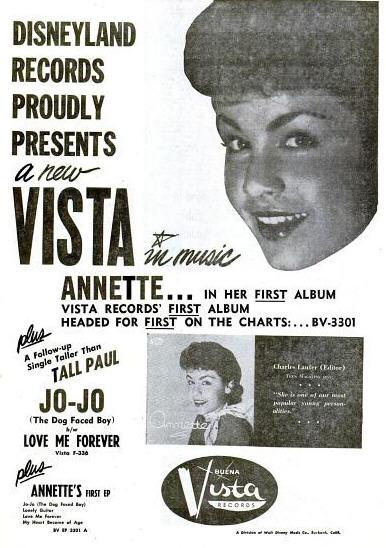 Annette - 03-59 - First Album