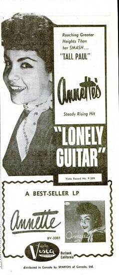 Annette - 06-59 - Lonely Guitar