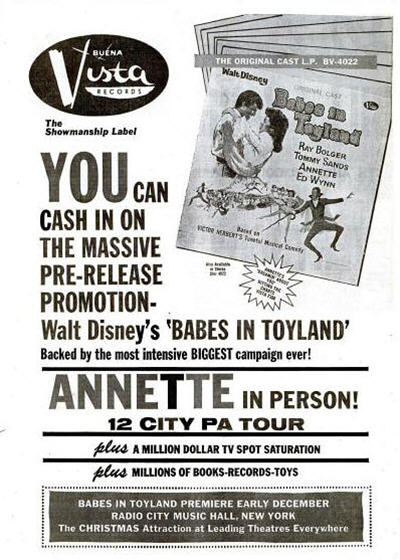 Annette - 11-61 - You Can Cash In