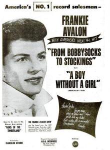 Avalon, Frankie - 05-59 - From Bobby Sox to Stockings