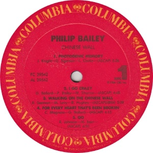 BAILEY PHILIP - COL 39542 - RA