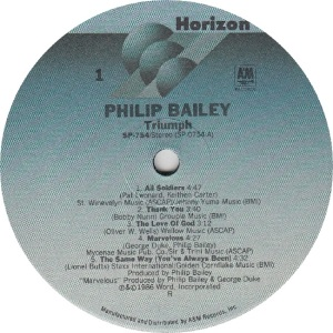 BAILEY PHILIP - HORIZON 754 - RA